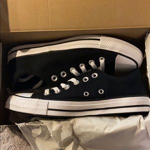 New Converse 563508F Black and White Chuck Taylor